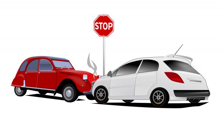 93,000 ₪ 5% נכות - תאונת דרכים